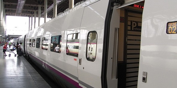 Madrid train