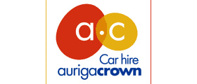 Auriga Crown car hire Malaga