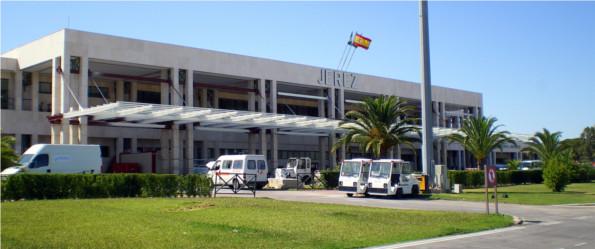 Jerez Airport Terminal